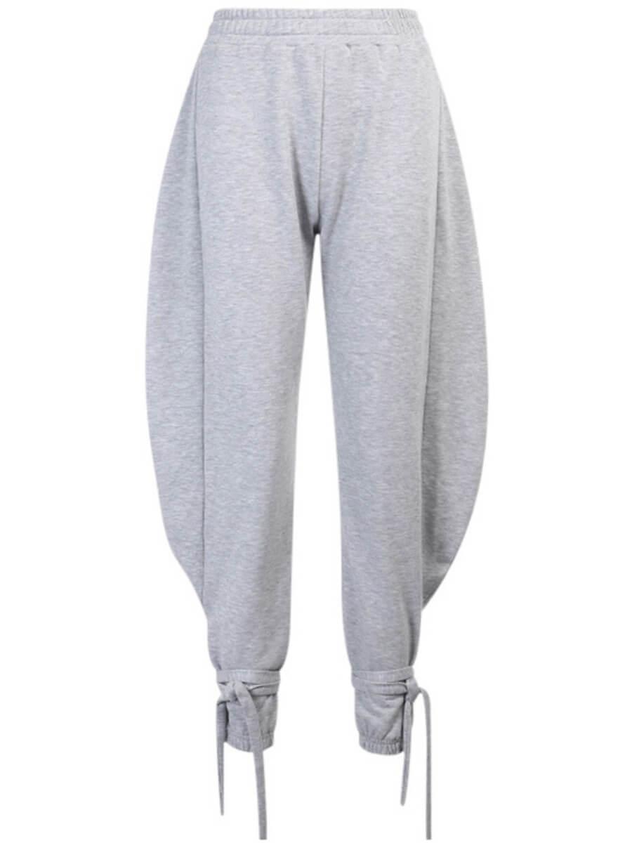 Lovely Street Loose Grey Pants